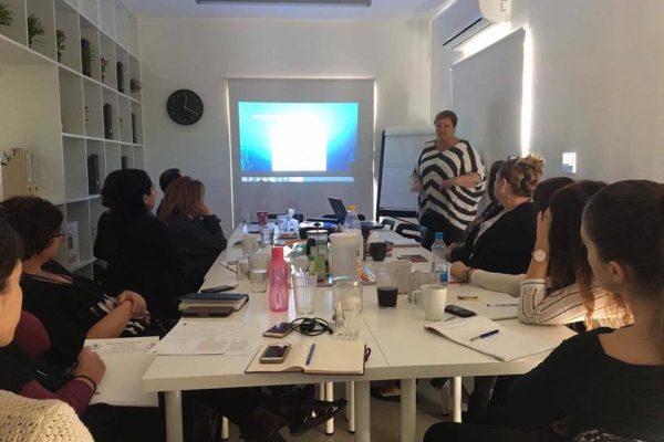 1_Εκπαιδευτικό σεμινάριο σε λειτουργούς του ΣΠΑΒΟ, από Νορβηγούς Εκπαιδευτές με θέμα Abuse Index and Security